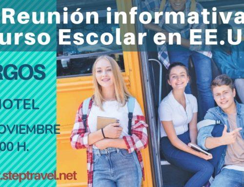 Curso  Escolar  en  EE.UU.-  Sesión  informativa