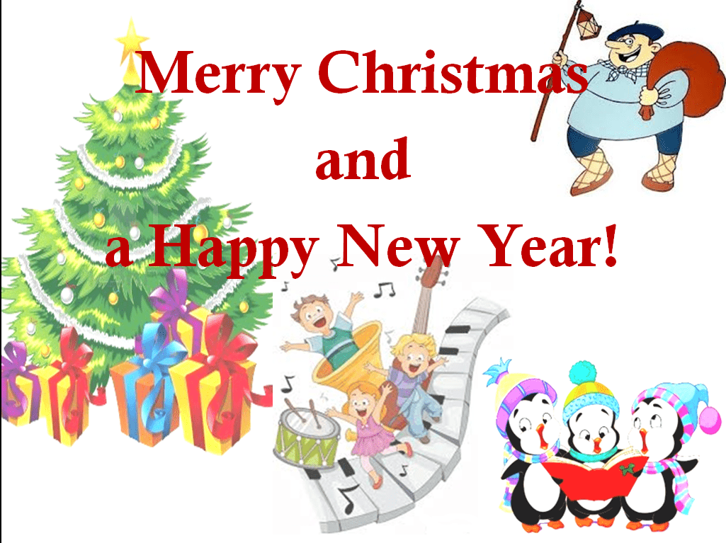 Eguberri On! ¡Feliz Navidad!