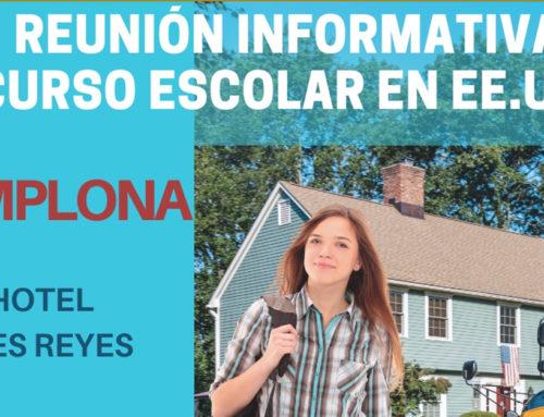 Sesion informativa Curso Escolar – Pamplona
