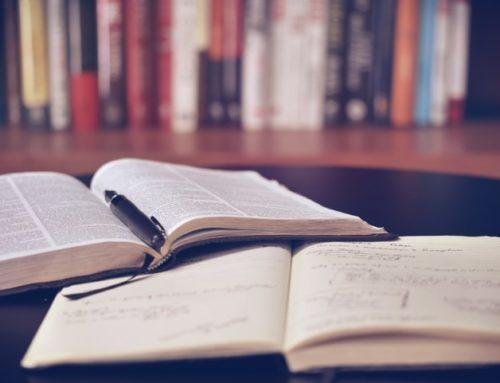 Tiempo de cuarentena, tiempo de estudio